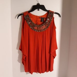 Simply Irresistible women's top Size L
